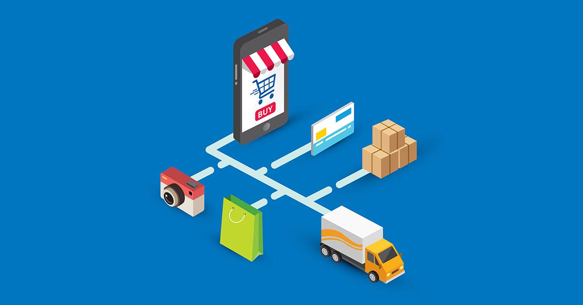 E-Ticaret Sitesinin/Şirketinin İç Yapısı & Organizasyon Şeması!