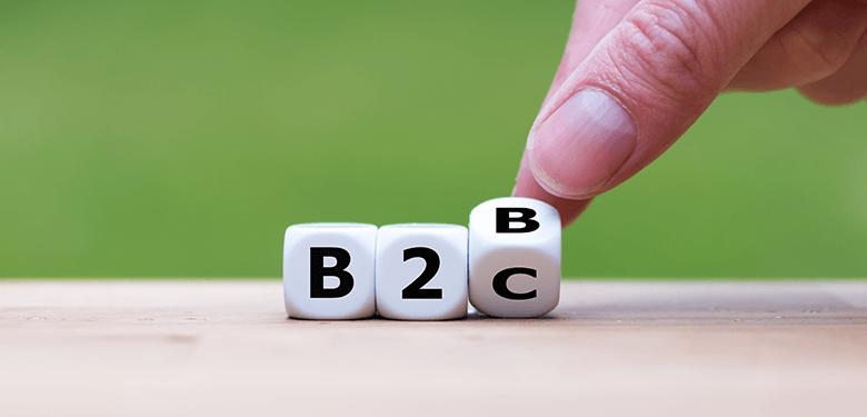 b2b ve b2c